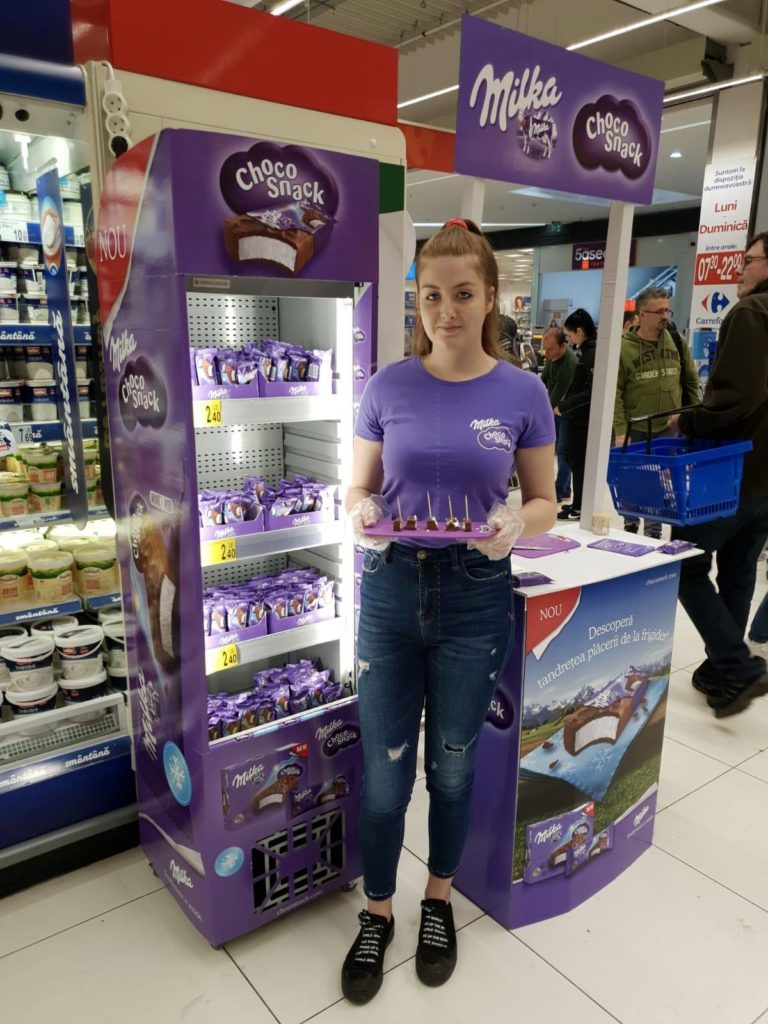 CoolActivators Milka